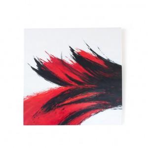 """Schilderij """"Furie"""" door Veronique Jansseune"""