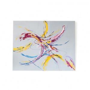 """Schilderij """"Illusie"""" door Veronique Jansseune"""