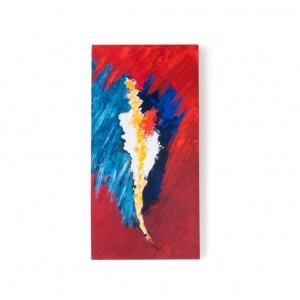 """Schilderij """"Schim"""" door Veronique Jansseune"""