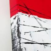 """Detailfoto van schilderij """"Sushi"""" door Veronique Jansseune"""